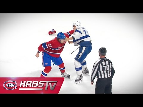 FIGHT | Nathan Beaulieu vs. Cedric Paquette