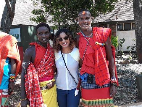 #Day vlog 1/ Nairobi Safari walk