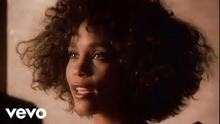 Whitney Houston - Where Do Broken Hearts Go (Official Music Video)