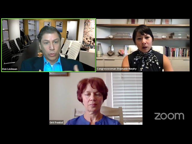 WITA Webinar: Discussion with Congresswoman Stephanie Murphy (D-FL)