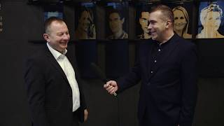 Maciej Gawłowski - trener kadry Polskiej Unii Karate