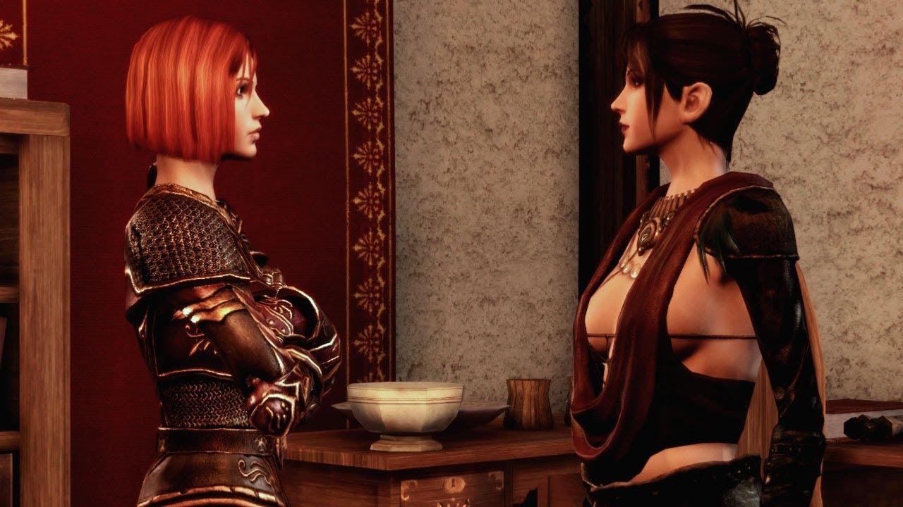 Dragon Age 2 romance guide