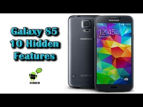 10 Hidden Features of the Galaxy S5 You Don
