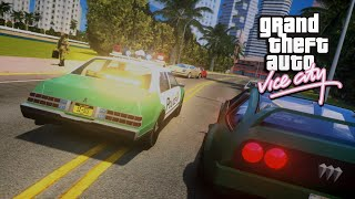 GTA Vice City Patrol - VCPDFR MOD - Ticket Time
