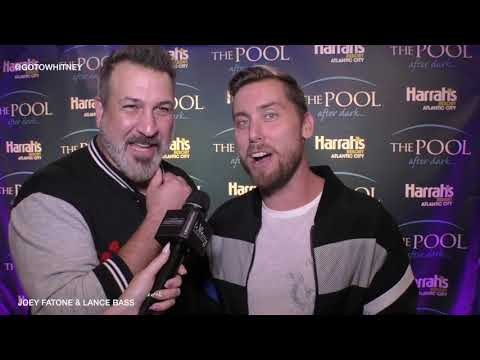 NSYNC's Lance Bass and Joey Fatone Talk Miss America Controversy | Shaq | Bachelor | Mp3