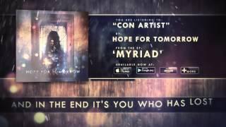 Hope For Tomorrow - Con Artist (Myriad EP - Track 5)