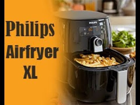 Philips Airfryer XL Review:Philips Airfryer XL Review and Unboxing