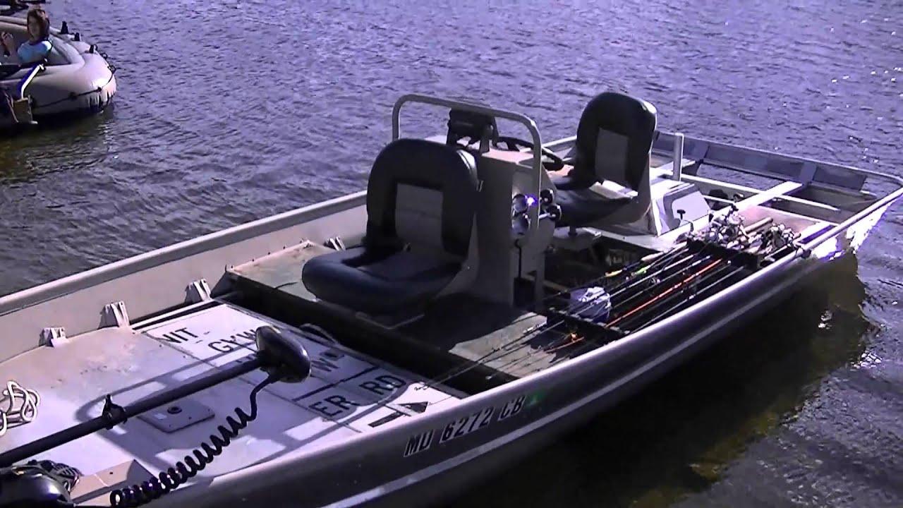 Galerry jon boat jet ski