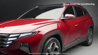 2021 Новый Хендай Туксон Характеристики / Умные Технологии Hyundai Tucson