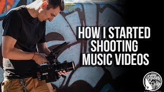 How to start shooting Music Videos- Interview with Tyler Casey
