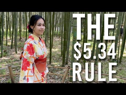 The Secret Money Saving Rule I Learned in Japan