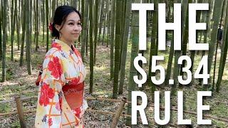 The Secret Money Saטing Rule I Learned in Japan
