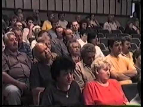 Robert Fico o cigánoch v roku 2001