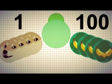 100 Popsplits for 100 Levels | AgarIO Hub Popsplit Compilation 5