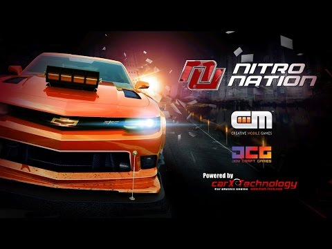 Nitro Nation Racing -  Android Drag Racing Game - Free Car Games To Play Now