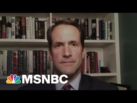 We Can't Begin To Know The Scope Of Trump DOJ Investigations Says Rep. Himes