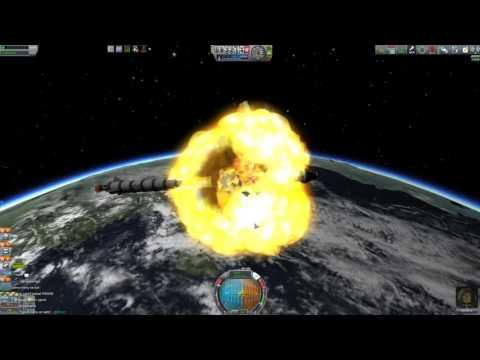 Kerbal Space Program #248 - Bulwa Space Program #4: Przelecieć Muna (1.0.5)