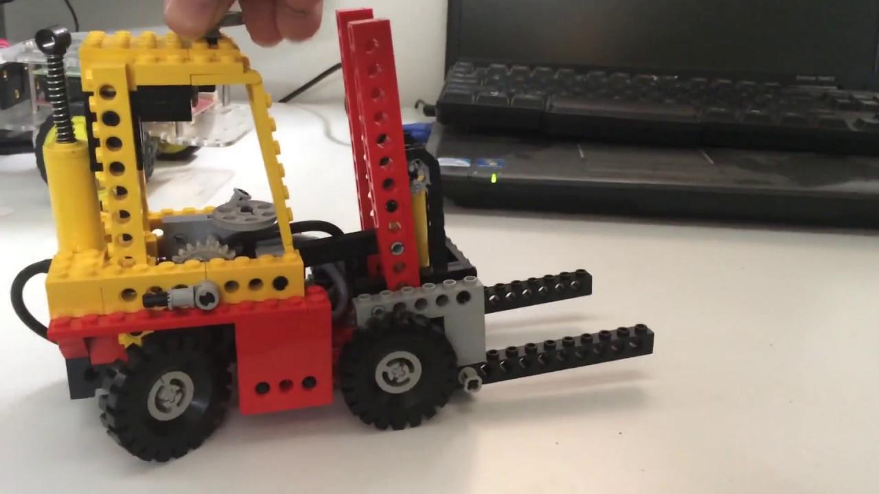 Lego Technic 8843 Youtube