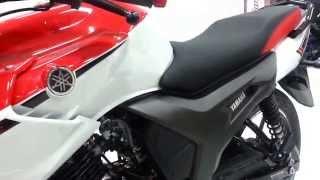 2015 Yamaha SZ-R 150 Caracteristicas Precio Colombia Walkaround