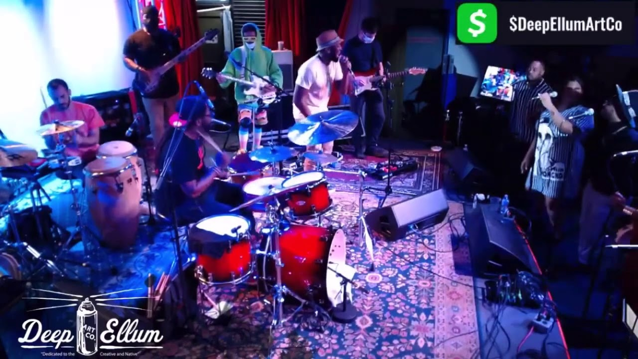 Sput + Friends with MonoNeon (Homage to Willie Hutch)