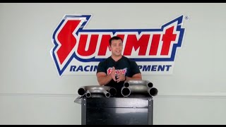 Exhaust Back Pressure and Diameter - Summit Racing Quick Flicks