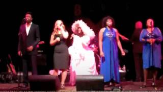 Kine sings Amazing Grace at World Famous House of Blues Gospel Brunch