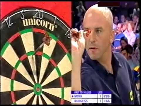 Shayne Burgess vs. Colin Monk - Quarter-Final - 2003 PDC UK Open
