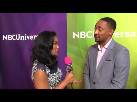 Damon Gupton @ NBC Universal Press Tour Fall 2015 | Black Hollywood Live streaming vf