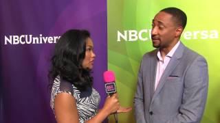Damon Gupton @ NBC Universal Press Tour Fall 2015 | Black Hollywood Live