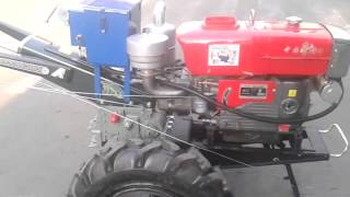 FWT- SH 18hp walking tractor electric start