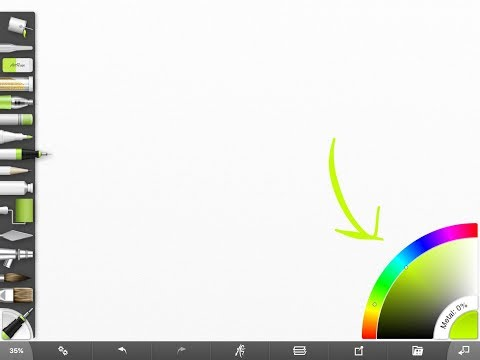 Getting Started in ArtRage for iOS