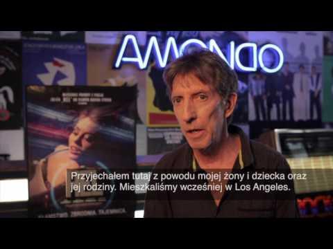"""Philip Lenkowsky - aktor """"Z Archiwum X"""" i """"Californication"""" w polskim thrillerze HEL"""