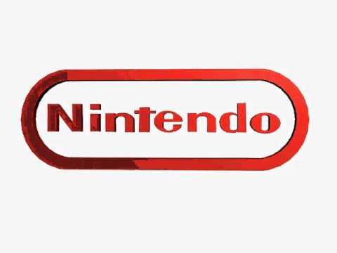 nintendo animation youtube rh youtube com nintendo logo font generator super nintendo logo font
