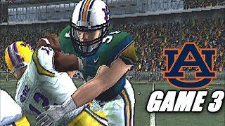 WHAT HAPPENS WHEN LSU AND AUBURN MEET - NCAA FOOTBALL 05 GAME 3