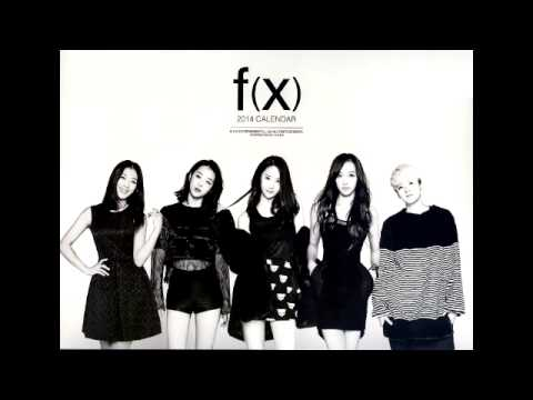 f(x) - Red Light (Full MP3 download)