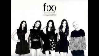 f(x) - Red Light (Full MP3 download) Mp3