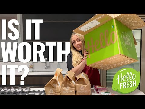 Hello Fresh Unboxing and Review: Is this meal kit delivery service right for you?