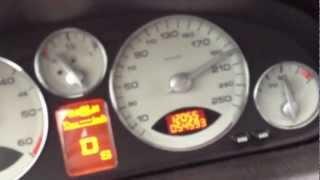 Peugeot 607 2.7 V6 Topspeed