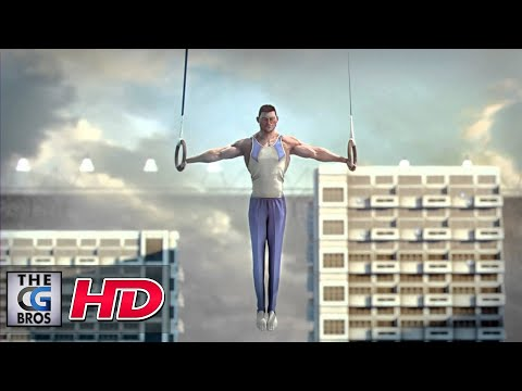 3D Animated London 2012 Olympics BBC Campaign 'Stadium UK' in HD by Passion Pictures