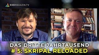 "Skripal Reloaded - Boeings ""UFO""-Antrieb - CIA-Spion Uri Geller | Das 3. Jahrtausend #5"
