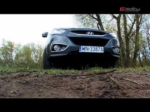 Moto.pl test wideo Hyundai ix35