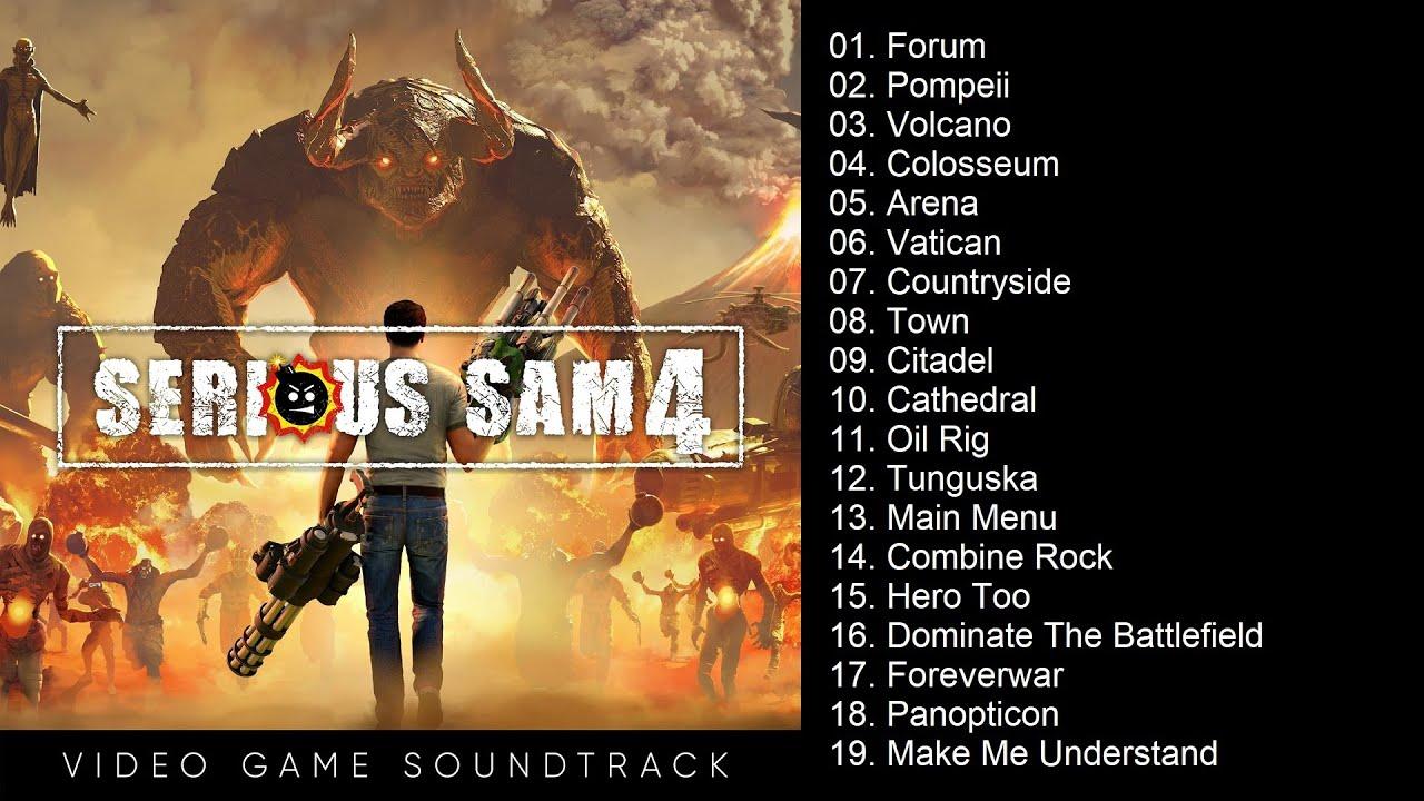 Serious Sam 4 (Video Game Soundtrack) | Full Album