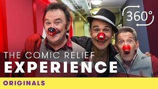 The Comic Relief 360 Experience | Comic Relief Originals