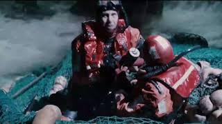 Финальный отрывок, Потеря пловца (Спасатель/The Guardian)2006