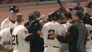 MLB: Rowand hits a walk-off single in the 10th