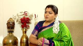V.m.s. interview  with kushboo