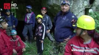 Пещерняци от Гоце Делчев на възраст 11 – 72 г., атакуваха една от най-трудните пещери в България