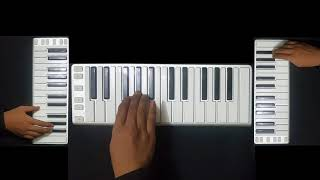 Al Manar - Thala 'al Badru 'Alaina (Keyboard Cover)
