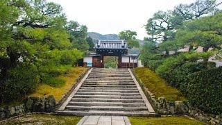 円成山と号し、臨済宗南禅寺派の禅尼寺である。 承応3年(1654)後...