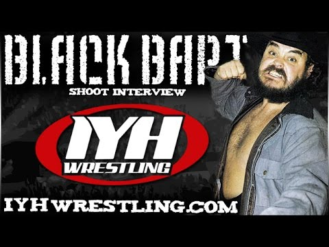 Black Bart In Your Head Wrestling Shoot Interview
